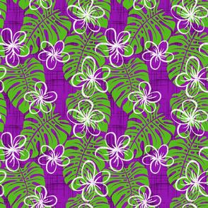 Garden Edge purple