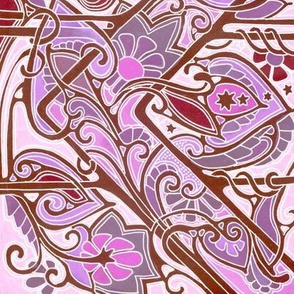 On the Grow in Art Nouveau