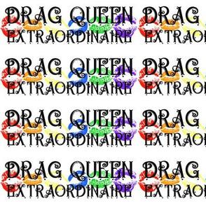 drag_queen extraordinaire rainbow GEISHA MOTH-ed