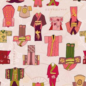 Kimono: The Spirit of Japan