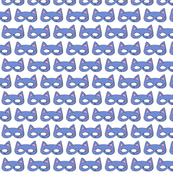 Cat Mask Periwinkle