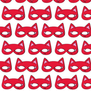 Cat Mask Cherry