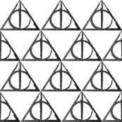 Black & White Hallows