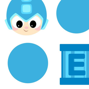 Megaman Polkadots
