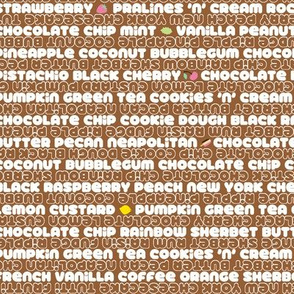 32 Flavors (Chocolate Marshmallow)