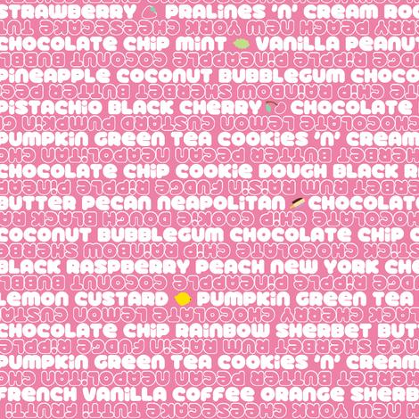 32 Flavors (Strawberry Marshmallow)