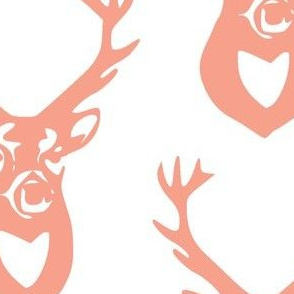 Coral Deer