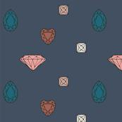 Jewel Print