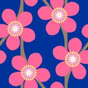 dark plum blossom + sine twigs