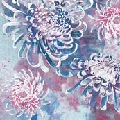 Chrysanthemum Kimono art