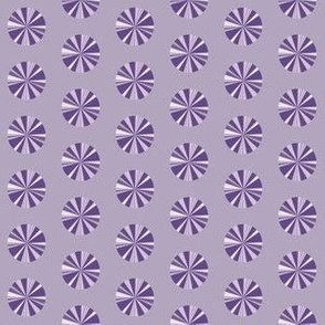 Purple Color Burst Dot