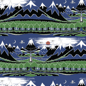 The Hobbit Large Horizontal Repeat