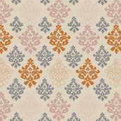Damask Repeat (Colorway 2)