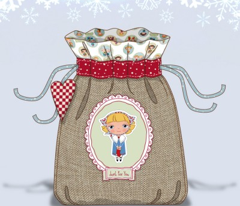Little Pilgrim Holiday Gift Bag