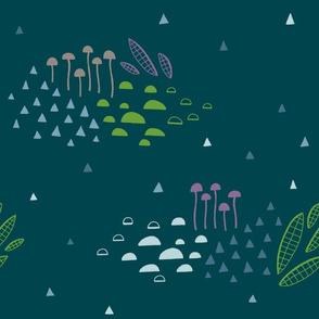 Japanese Garden - Dew