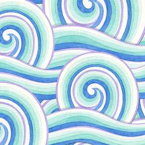 Auspicious Waves
