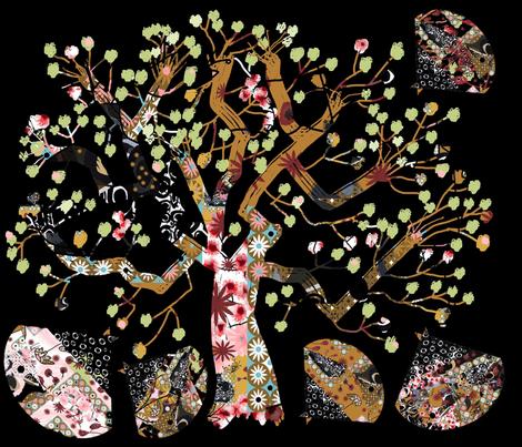 Kimono tree