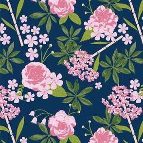 Japanese-Flower-Garden