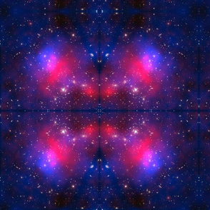 Pandoras Cluster- Abell 2744