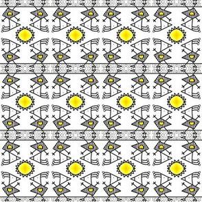 Happy Pals Yellow