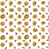 Sunflowers (Small Pattern)