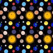 Kawaii Planets Small