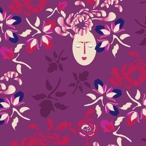 Kabuki Garden Plum
