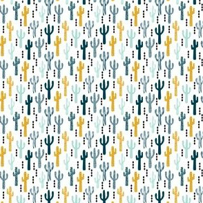 cactus mustard mint navy kids tri minimal white background trendy design for ss16 tropical trendy southwest kids nursery clothing baby decor