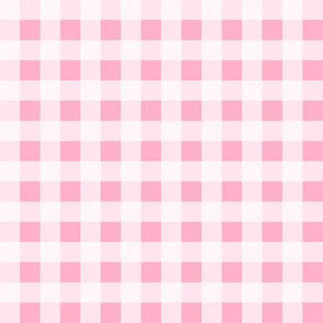 pink gingham summer picnic girls sweet baby