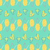 Atomic Pineapple-Mint