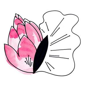cestlaviv_pink_ginger_decoleaf_9x9