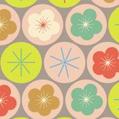 cherry blossom dots - big
