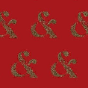 Painted Goose Ampersand