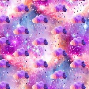 Galaxy acid rain