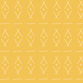 Abstract Tipis-mustard