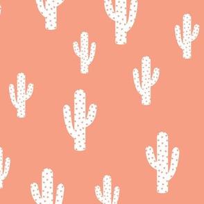 Cactus - Coral
