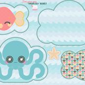 Sew your own - undersea bebies