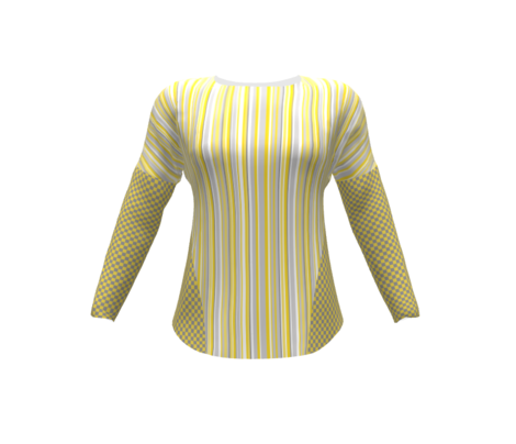 Whimsy Coordinate Stripe