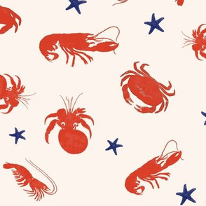 Fancy Crabs