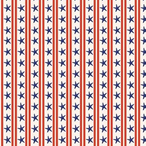 Tiny Stars And Stripes