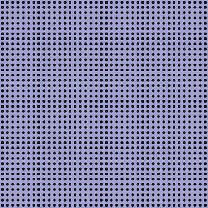 black dots on purple