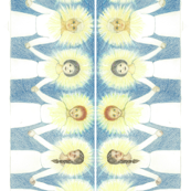 Angel Pillowcase Cuff