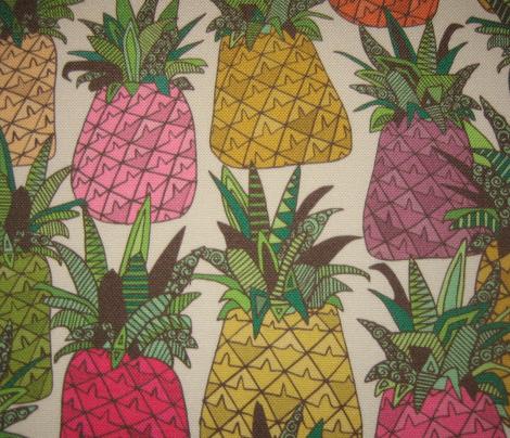 West Coast pineapples