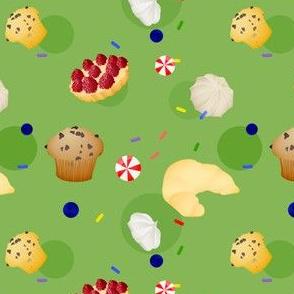 Baked Goods - Green