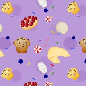 Baked Goods - Lavender Purple