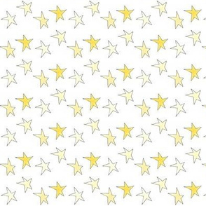 Star Bright yellow