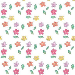 Fresh Flowers multi