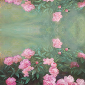Sweet Peonies from Pastel Art