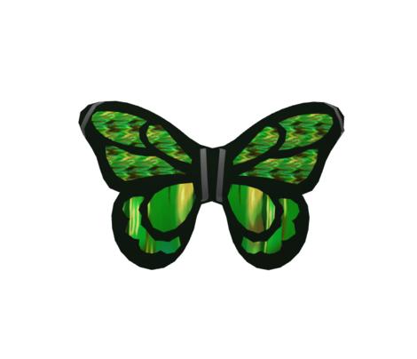 Retro_Green_Abstract_Chevron