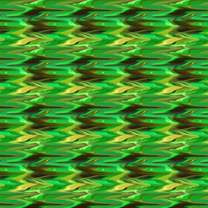 Retro_Green_Abstract_Chevron